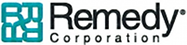 Remedy Logo White